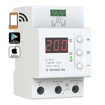 Купить Терморегулятор для теплого пола Terneo bx