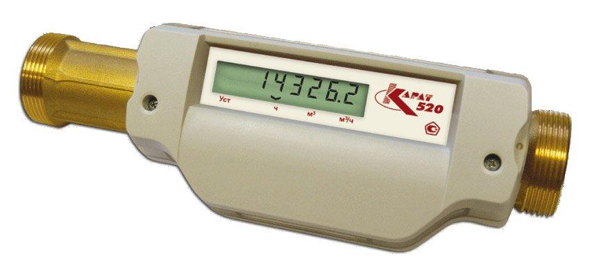Купить Расходомер ультразвуковой КАРАТ-520-80