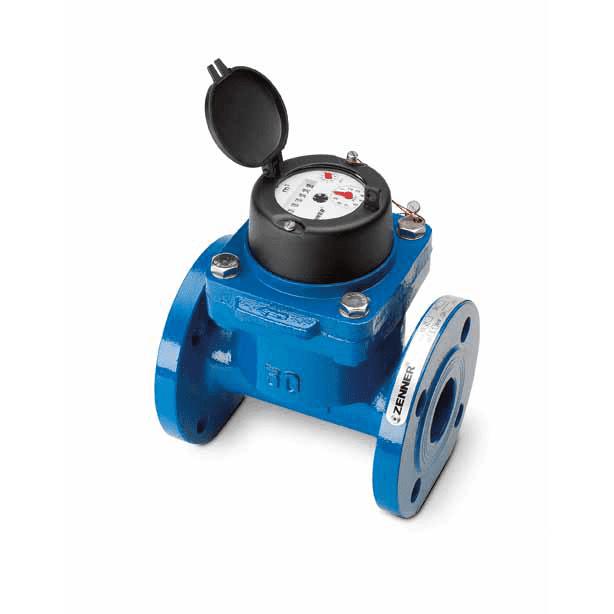 Счетчик воды Zenner WI DN 125