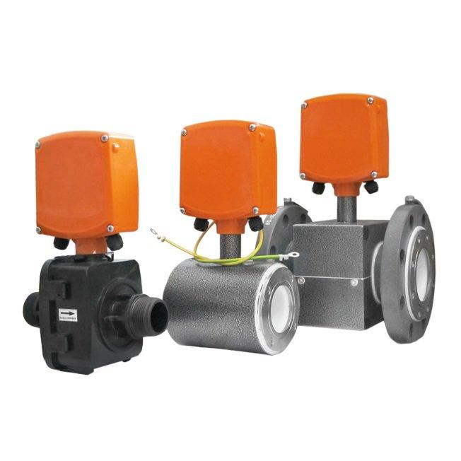Купить Преобразователь расхода электромагнитный «МАСТЕР ФЛОУ» (МФ) Ду-32 (Класс В; Р;)