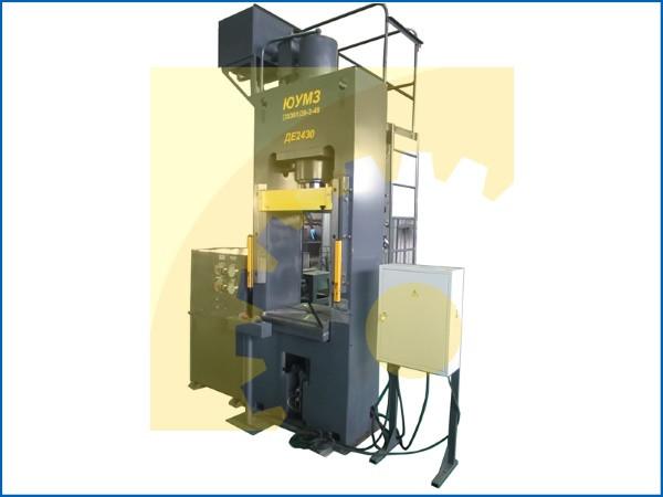 Купить Пресс гидравлический ДГ2428 усилие 63 тн