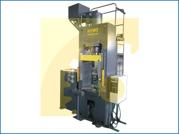 Купить Пресс гидравлический ДГ2434 усилием 2500 кН