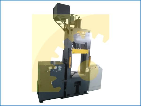 Купить Пресс гидравлический ДГ2436 усилием 4000 кН