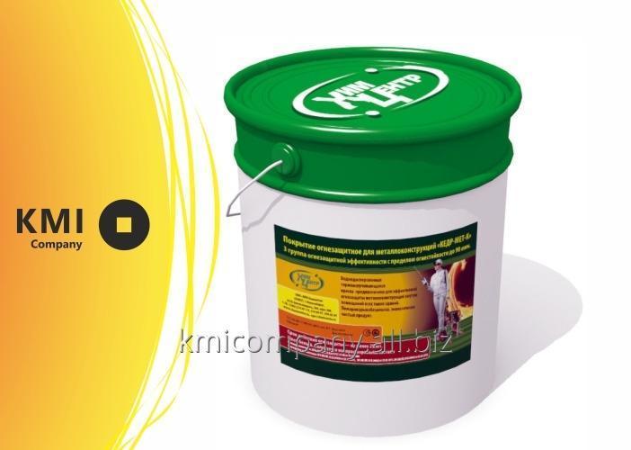 Купить Огнезащитная краска Кедр-S BM