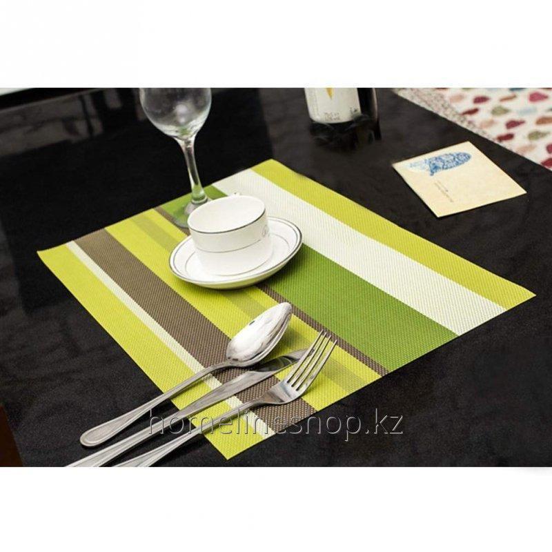 Serving napkins
