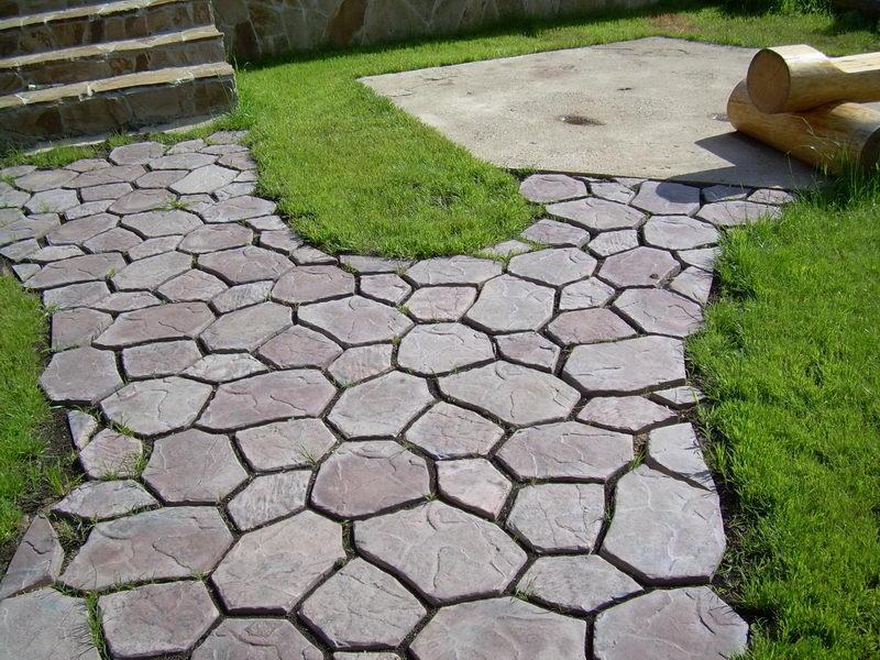 Купить Плиты бетонные тротуарные