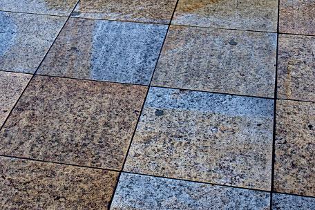 Купить Плиты гранитные тротуарные