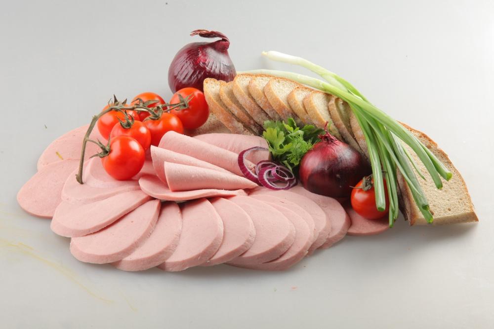 Колбасы варёные