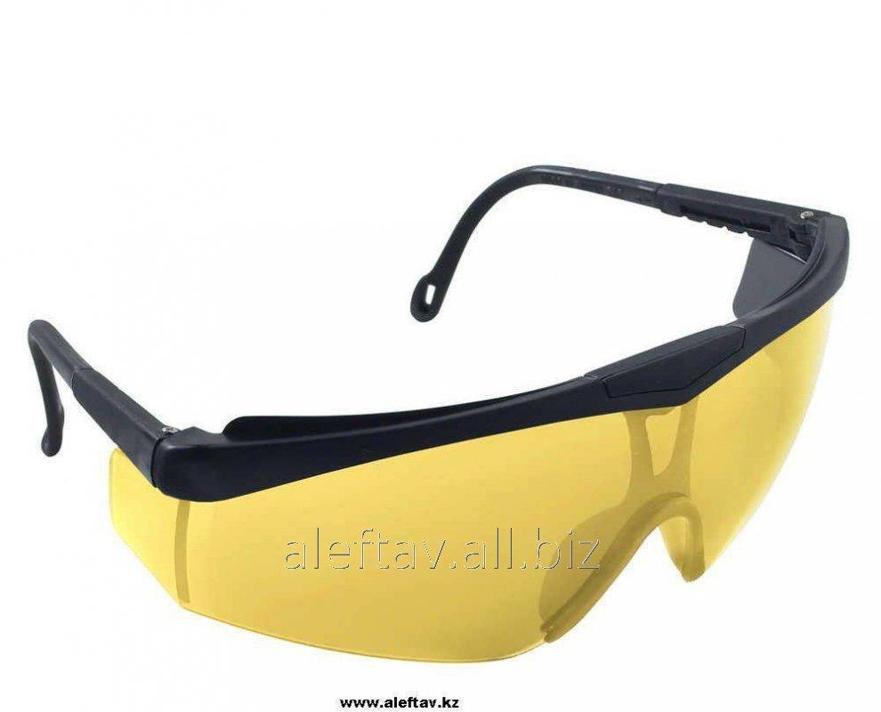Купить Защитные высокопрочные очки Amber Nautilus