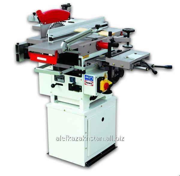 Купить Комбинированный деревообрабатывающий станок CWM-210-5/220