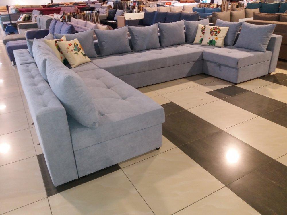 "Sofa Angular ""Modernist style"