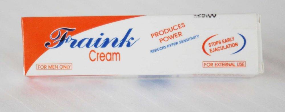 Fraink Cream Stop ,4ml, крем  Фраинк для снижения чувствительности