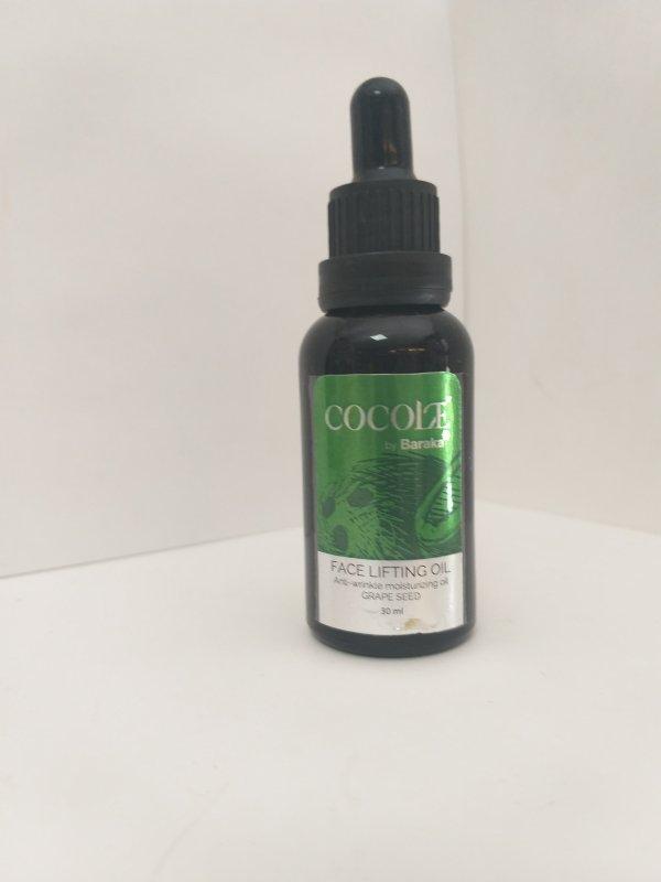 Лифтинг масло для лица, Cocole by Baraka, 30 мл