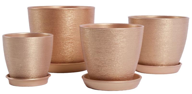 Горшки керамические для цветов большие