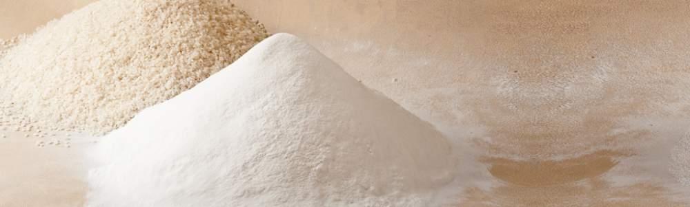 Рисовая мука в Казахстане.