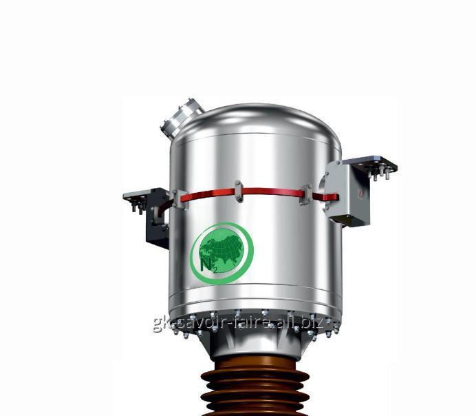 Купить ТОГФ-110 Трансформатор тока измерительный с азотной изоляцией