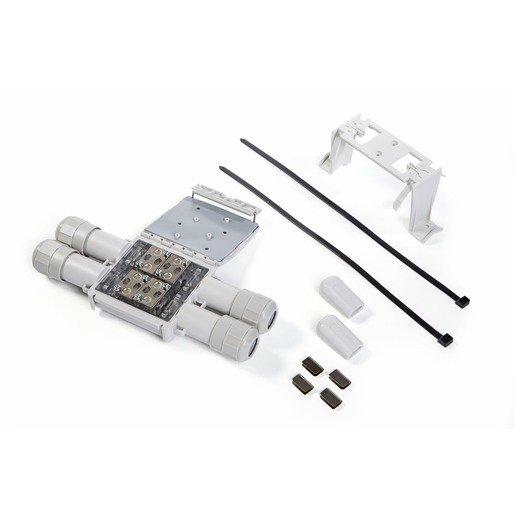Купить Узел X-образного разветвления греющего кабеля RayClic-X-02