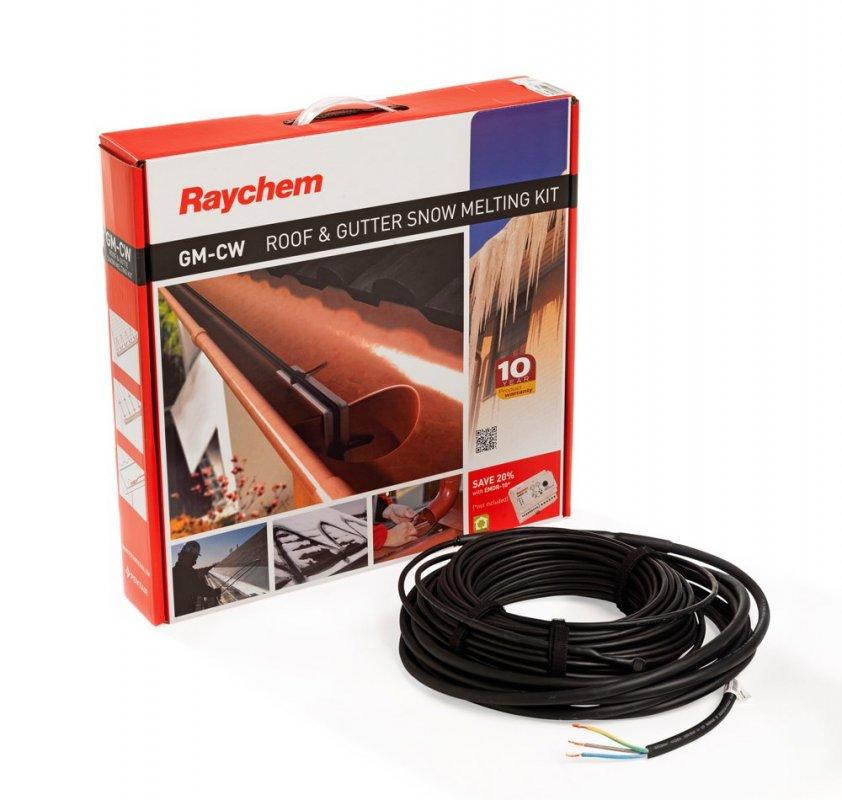 Греющий кабель GM-2CW, 15м