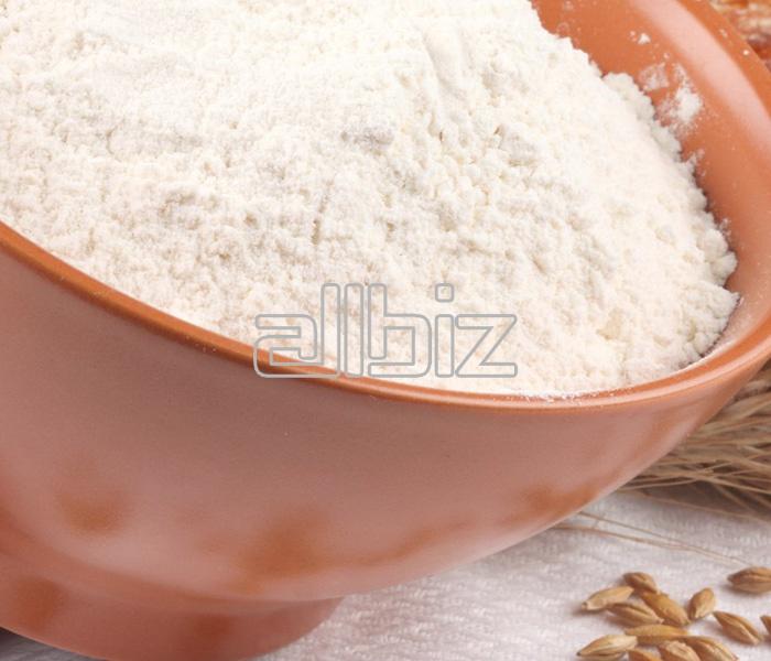 Мука пшеничная хлебопекарная 2 сорт