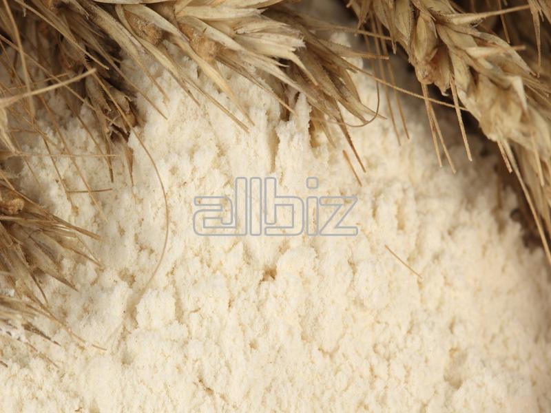 Мука пшеничная, хлебопекарная 1 сорт