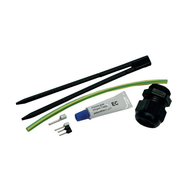 ELVB-SREx-25 Набор для соединения саморегулируемых нагревательных кабелей ELSR-N, -LS, -H, -FHP