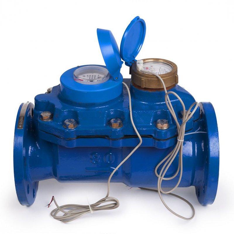 Комбинированный счетчик воды Водоприбор КВМ DN-80