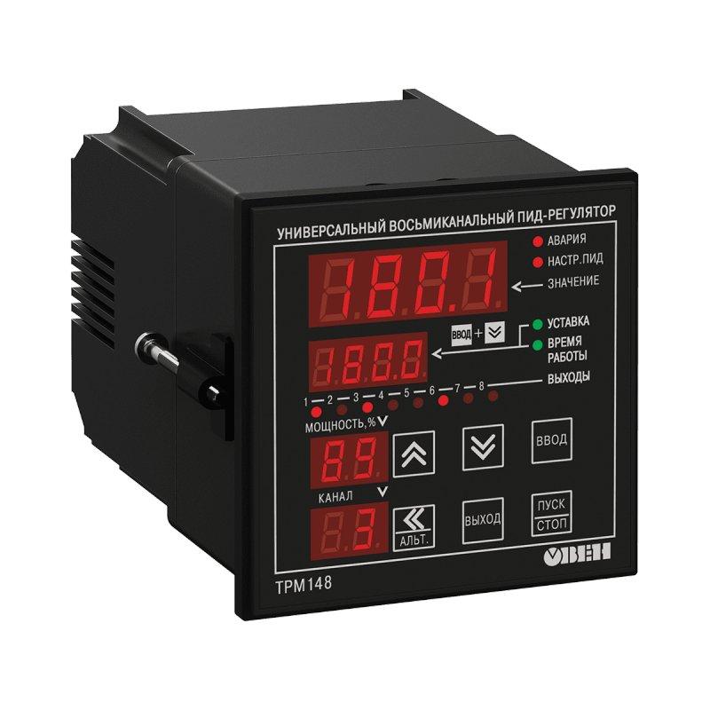 Купить Измеритель-регулятор микропроцессорный ТРМ148-И.Щ7