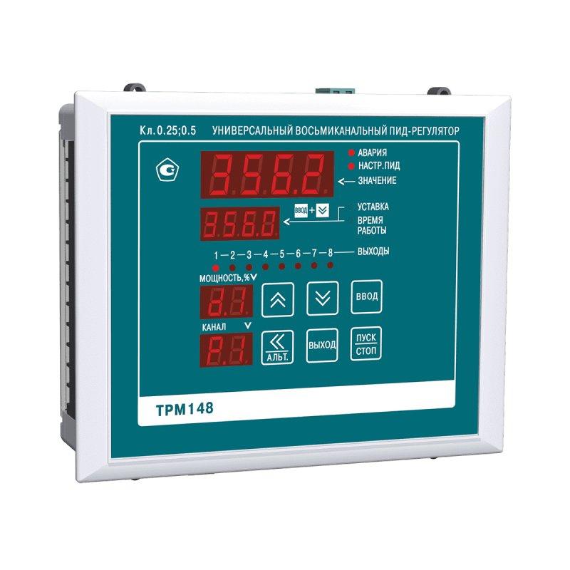 Купить Измеритель-регулятор микропроцессорный ТРМ148-И