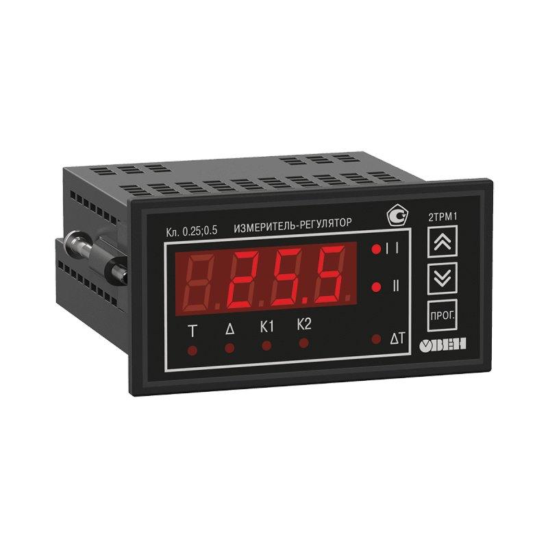 Купить Измеритель-регулятор двухканальный 2ТРМ1-Щ2.У.РИ