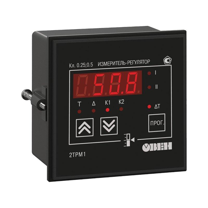 Купить Измеритель-регулятор двухканальный 2ТРМ1-Щ1.У.РИ