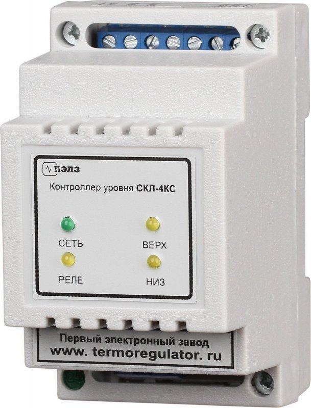 Купить Модуль контроллера уровня СКЛ-4КС (для парогенераторов, без датчиков)
