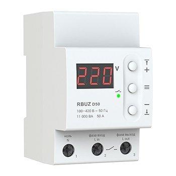 Купить Реле напряжения RBUZ D50