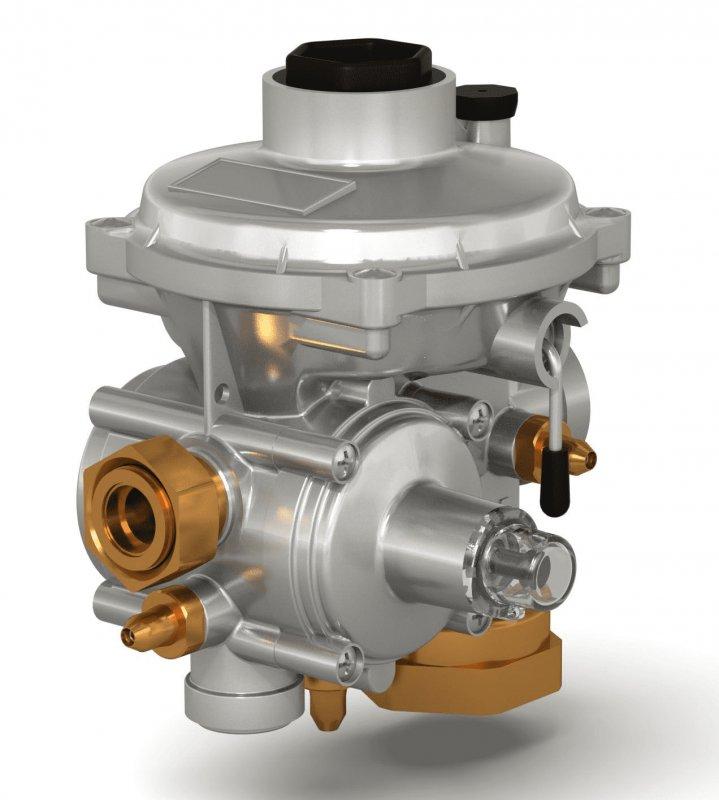 Бытовой регулятор газа Термобрест РС