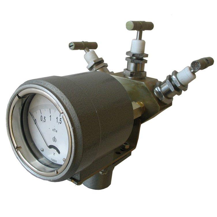 Дифманометр стрелочный ДСП-80-РАСКО