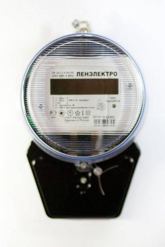 Счетчик электричества ЛЕ 111.1