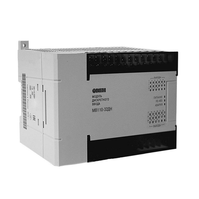 Модуль дискретного ввода МВ110-220.32ДН