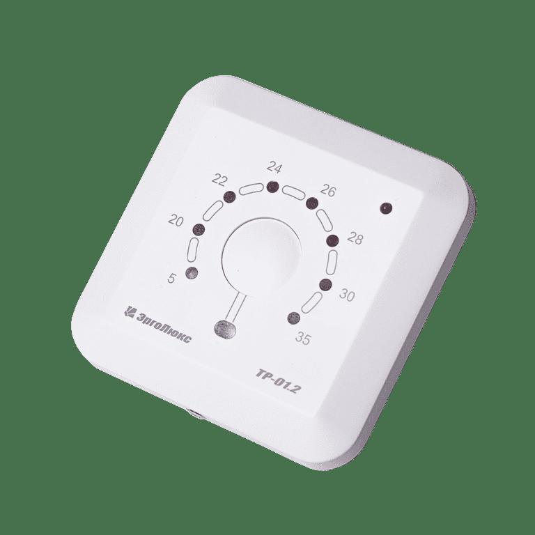 Купить Встраиваемый терморегулятор ТР-01.2П с датчиком пола