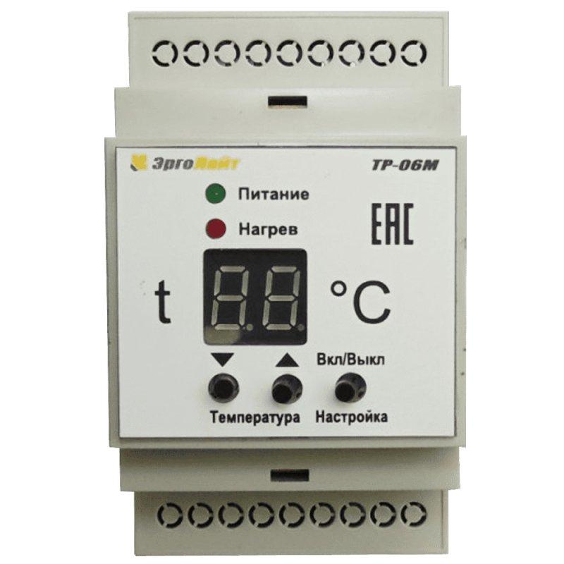 Купить Терморегулятор ТР-06М