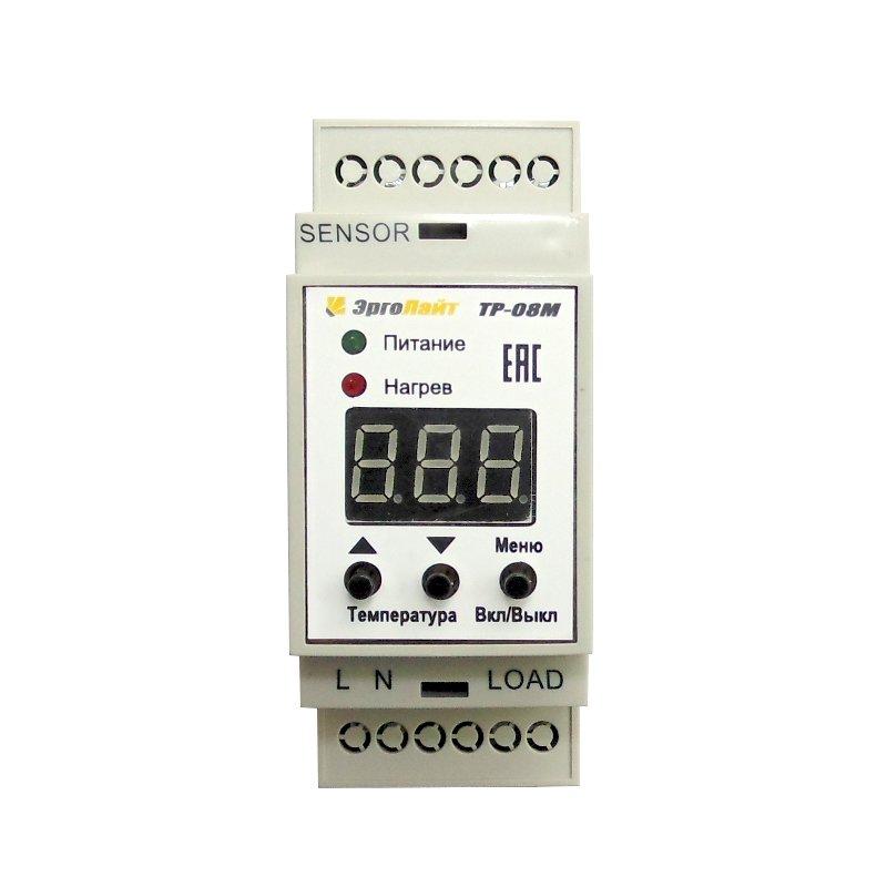 Купить Терморегулятор ТР-08М