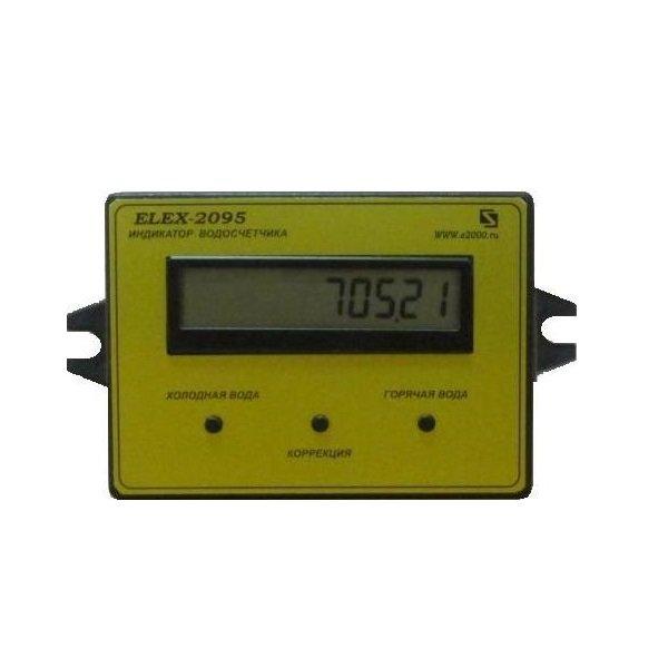 Блок индикации Элекс 2095