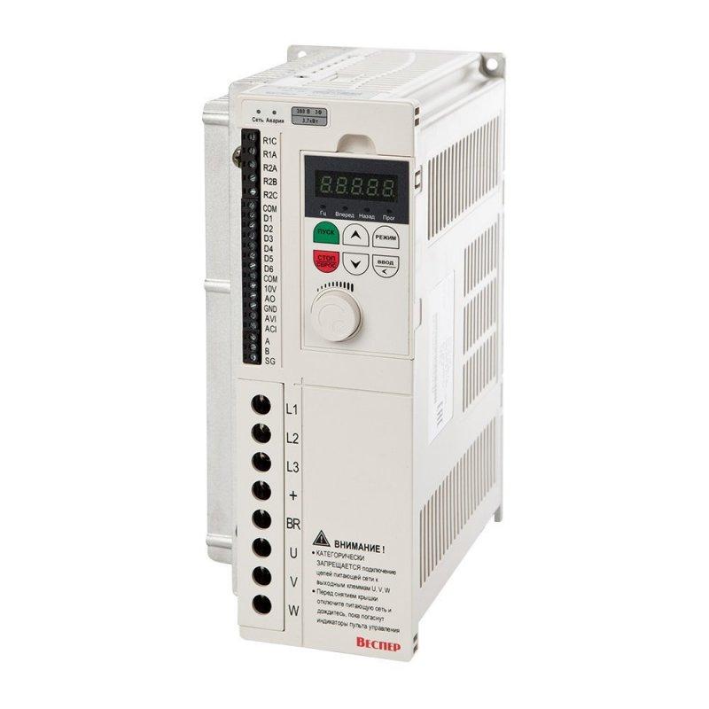 Векторный преобразователь частоты E4-8400-005H 3,7 кВт 380В