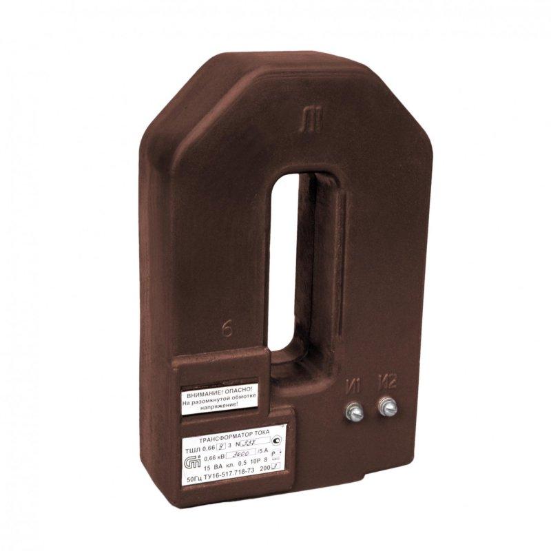 Шинный трансформатор тока ТШЛ-0,66