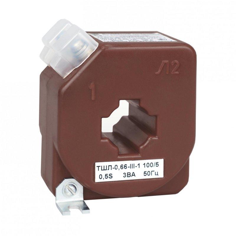 Шинный трансформатор тока ТШЛ-0,66-III-1