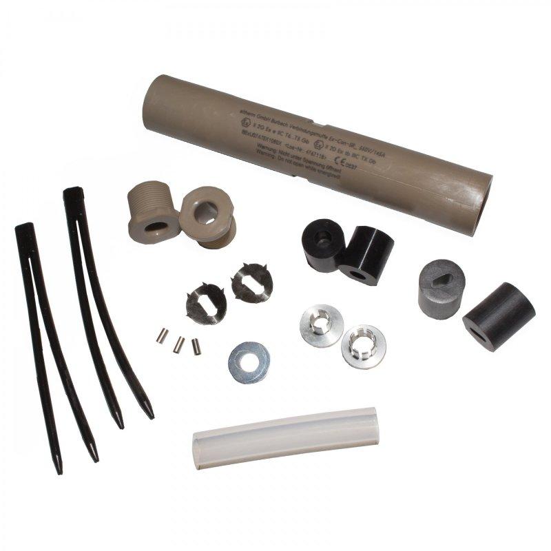 Ex-Con 36/4 Соединительная муфта для кабеля с сечением от 2,5 до 35 мм