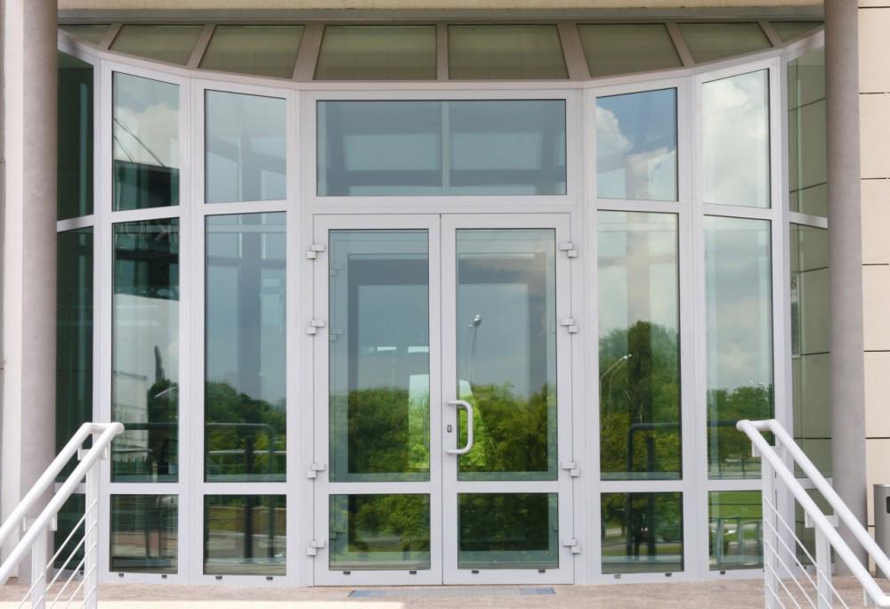 Купить Производство металлопластиковых витрин окон и дверей