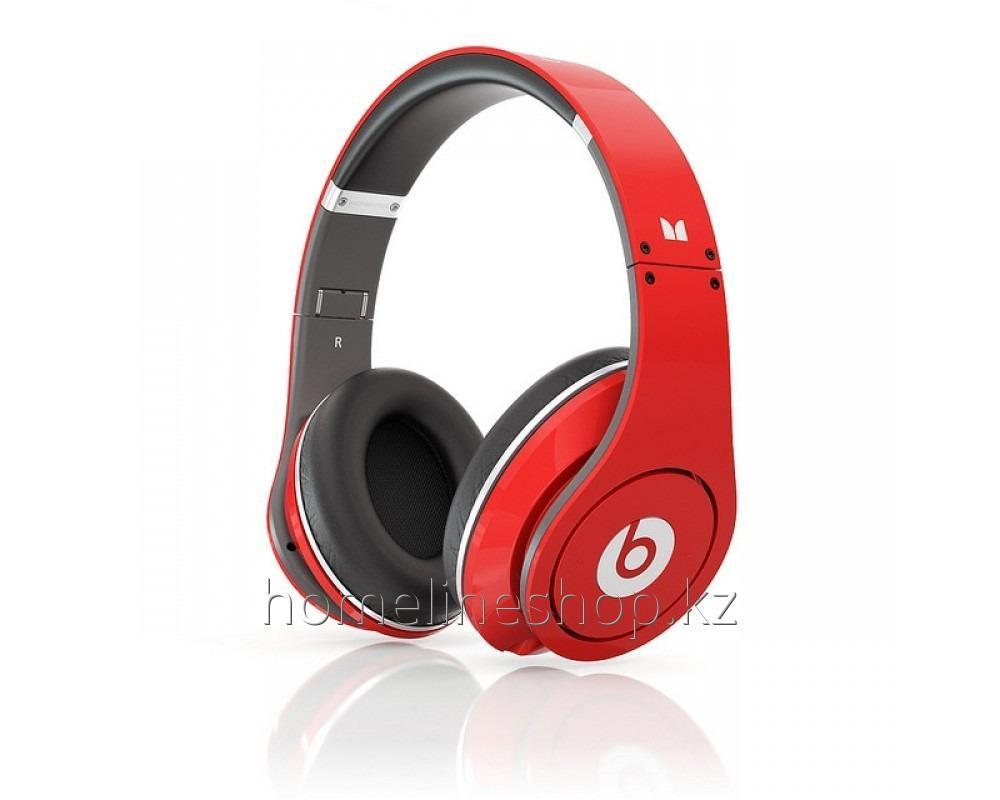 Наушники Monster Beats Studio Red