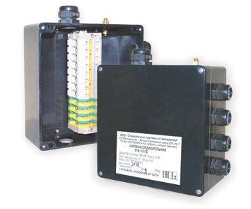 Коробка соединительная РТВ 1005-1Б/2П