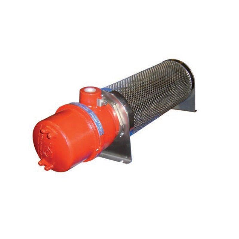 Взрывозащищенный антиконденсационный электронагреватель воздуха
