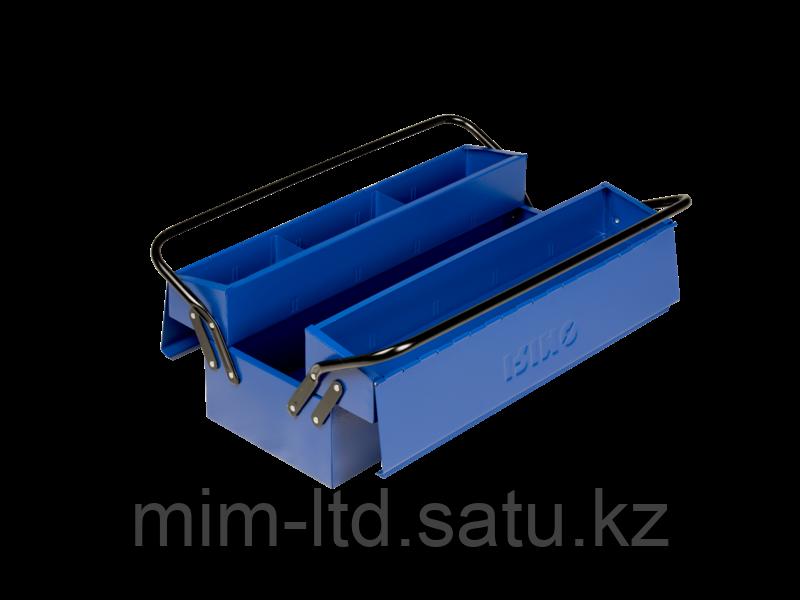Инструментальный ящик с фиксированными ручками