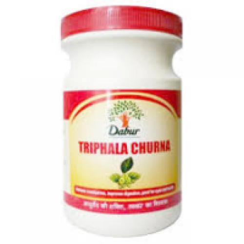 Трифала чурна Дабур 120гр. (Trifala churna Dabur 120gr.)
